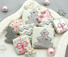 Cookie Decorating - christmas