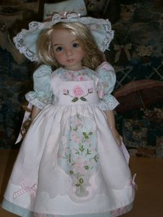 Dianna Effner Little darling Doll Ensemble Lil by SewMuchMoreToSew