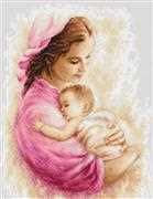 Mother Mary and Baby Jesus Religious Pictures, Jesus Pictures, Blessed Mother Mary, Blessed Virgin Mary, Catholic Art, Religious Art, Images Of Mary, Mother Mary Images, Mama Mary