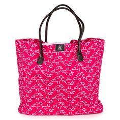 Birdie holiday bag – Lou Hopper Bag Making, Fabric Design, Tote Bag, Holiday, Bags, Style, Fashion, Handbags, Swag