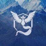 Pokemon Go Team Mystic Blue Wallpaper