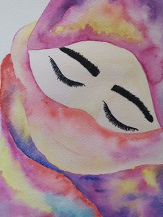 Watercolor Watercolor, Fine Art, Women, Pen And Wash, Watercolor Painting, Watercolour, Visual Arts, Watercolors, Watercolour Paintings