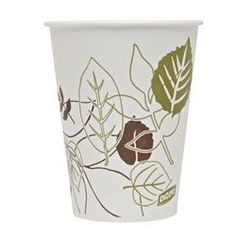 Dixie Pathways Polycoated Paper Cold Cups, 9 Oz, 100 Per Pack by Dixie. $7.78. Protects against soak-through, improved rigidity.. Two-sided polycoated.. These Cold Cups Are Engineered With Two-sided Polycoated To Protect Against Soak-through And Improve Rigidity. Perfect For Everyday Cold Beverage Use. Cup Type: Cold; Capacity (volume): 9 Oz; Material(s): Paper.