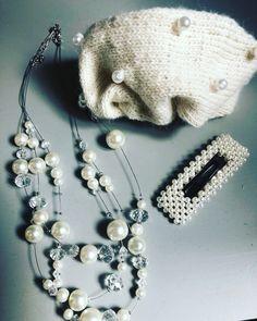 Pearl Necklace, Pearls, Jewelry, Fashion, String Of Pearls, Moda, Jewlery, Jewerly, Fashion Styles