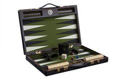 Lieb Manufaktur zeigt neues Backgammon-Spiel