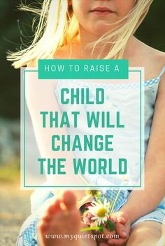 Don't let the society define you and your little one. Allow them to be on their own, to experience and act in their unique way. Raise your kids in a way they will one day change the world for better.
