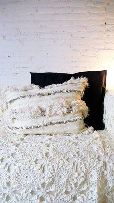Vintage Handira Large Pillows