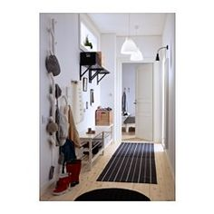 IKEA - SÖFTEN, Rug, flatwoven, Easy to keep clean since it is machine washable.