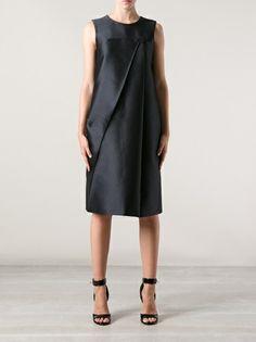JIL SANDER - sleeveless voluminous dress 7