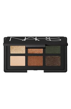 NARS Ride Up to the Moon eyeshadow palette--perfect colors for Fall!