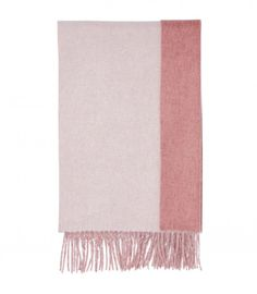 Two-colour scarf