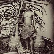 Portrait d'un congolais