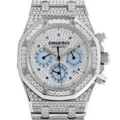 Audemars Piguet Royal Oak Jeweled Chronograph 25978BC.ZZ.1190BC.01 #AudemarsPiguet #Dress
