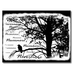 >>>Low Price Guarantee          Black & White Nevermore Raven Silhouette Tree Postcard           Black & White Nevermore Raven Silhouette Tree Postcard We have the best promotion for you and if you are interested in the related item or need more information reviews from the x customer ...Cleck See More >>> http://www.zazzle.com/black_white_nevermore_raven_silhouette_tree_postcard-239557649257425557?rf=238627982471231924&zbar=1&tc=terrest
