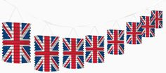 Great Britain Theme Lantern Garland with 8 Lanterns Size: 12 Feet Lantern Size: Diameter: Inch Depth: 6 Inches Material: Cardboard Queens Birthday Party, Queen Birthday, Birthday Parties, Great Britain, 6 Inches, Lanterns, Garland, Size 12, Tapestry