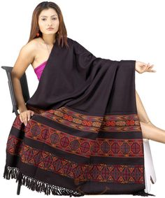 In these days, everybody wants easy shopping of products and Infibeam is online store to buy Shawls online in india. You can buy shawls in your budgeted prices from online shopping store. Buy your fashionable shawls online at lowest prices and get lots of varieties like hand weaved shawls, embroidery kashmiri shawls and more. Infibeam offers free shipping for all shawls products in India.