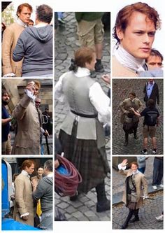 OMG! I canna wait for Season 2! Found on Outlander Between The Sheets FB page