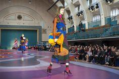 Roksanda Ready To Wear Fall Winter 2015 London