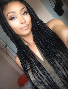 ***Try Hair Trigger Growth Elixir*** ========================= {Grow Lust Worthy Hair FASTER Naturally with Hair Trigger} ========================= Go To: www.HairTriggerr.com ========================= Long CUTE Box Braids!!