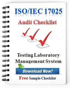 Establishing an ISO 17025 Compliant Laboratory at a University