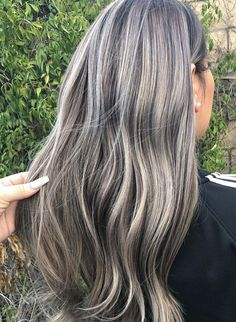 Ash Blonde Hair Color Ideas for Season Spring 2018 Balayage