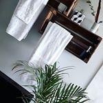 Crates towel rails | Potato boxes |  Rees & Hunt | Irish Interiors | Interiors Blog Painted Radiator, Im Happy, Radiators, Good Morning, Crates, Potato, Irish, Towel, Interiors