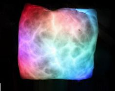 Colour changing Moonlight Cushion
