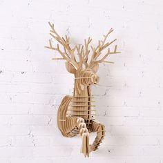 Wall Art | Tree Branch Antler - Deer