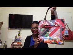 Aproveite os Retalhos#2 DIY/ Passo a Passo Bolsa Emília - YouTube