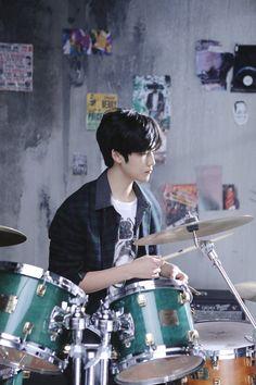 THE BOYZ - DEBUT ALBUM [THE FIRST] 뮤직비디오 촬영 현장 공개 : 네이버 포스트