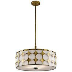 millennium lighting lakewood vintage gold 20inch fourlight pendant globe pendant lights and foyers