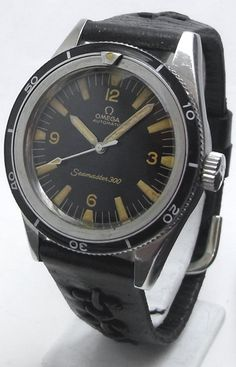 brand------OMEGAmodel------seamaster 300 2nd material------ssyear------1963caliber------552case siz…