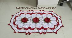 Game-of-bathroom-camellia-carpet-of-the-sink. Doilies, Basket, Rugs, Home Decor, Pink Rug, Christmas Rugs, Tela, Table Runners, Trapper Keeper