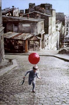 The Red Ballon