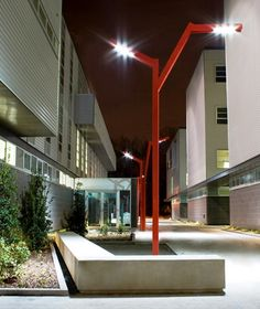 Designer Pages - Botree Light Art Installation, Pocket Park, External Lighting, Outdoor Lighting, Outdoor Decor, Urban Park, Urban Furniture, Light Design, Outdoor Areas