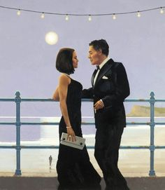 Fools for Love - Jack Vettriano