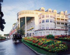 The Grand Hotel-Mackinaw Island, MI