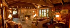 The Lodge at Glendorn, A secluded luxury Pennsylvania Lodge