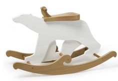 Gifts for Tots NETTO COLLECTION POLAR BEAR ROCKER - $295 – Green ...