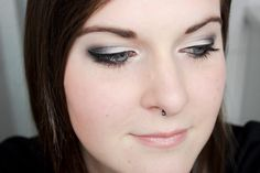 ! Mademoiselle Nostalgeek: [FOTD] Smokey Eye with Urban Decay Mariposa Palette