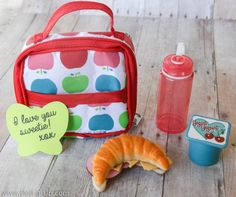 Let's Do Lunch Set from the Our Generation line from Target-2