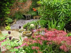 Earthy+Gardens | Turning Earth: garden view, May 2008