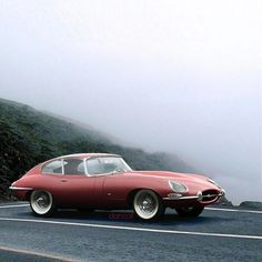 E-type series 1 - best one - miss mine. E-type series 1 - best one - miss mine. Classic Cars British, British Sports Cars, Best Classic Cars, Lamborghini, Mercedes Benz, Triumph Motorcycles, Custom Motorcycles, Bobbers, Ducati