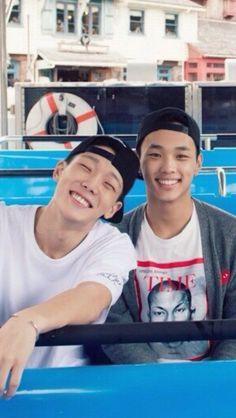 Bobby, Jinhyeong #iKON #Mix&Match #YG