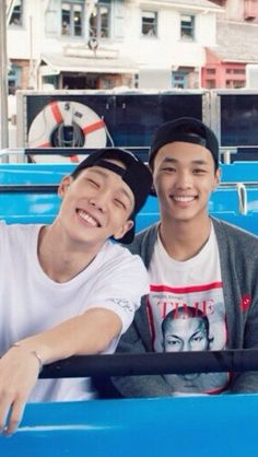 Bobby and Jinhyeong. I really wish he made the cut for IKON
