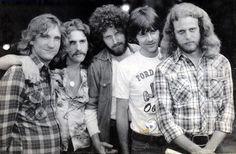 The Eagles: Joe Walsh, Glenn Frey, Don Henley, Randy Meisner, Don Felder Eagles Music, Eagles Band, Joe Walsh Eagles, Glen Frey, History Of The Eagles, Randy Meisner, Hotel California, I Love Music, American Music Awards