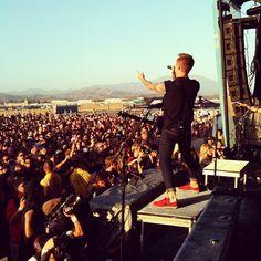 Yellowcard Instagramed! Warped Tour