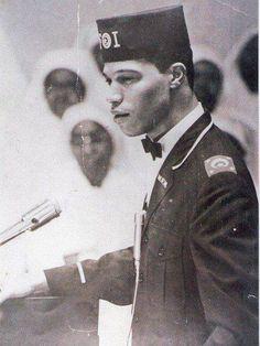 Louis Farrakhan. The Nation of Islam.