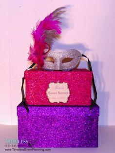 alexis-mardi-gras-sweet-16-card-box