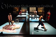Water by the Spoonful (2014): Ensemble. Photo: Jenny Graham.